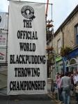 World Black Pudding Throwing Championship 2008
