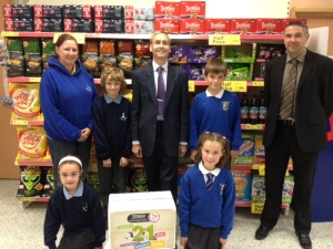 Ramsbottom Tesco Schools Presentation